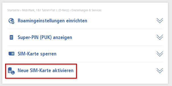 Telekom Karte Aktivieren.Iphone Neue Sim Karte Aktivieren Sim Karte Zugangsprofil