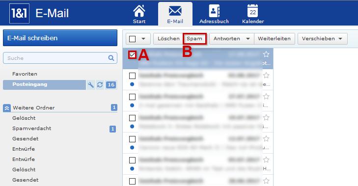 Gmx Email Blockieren