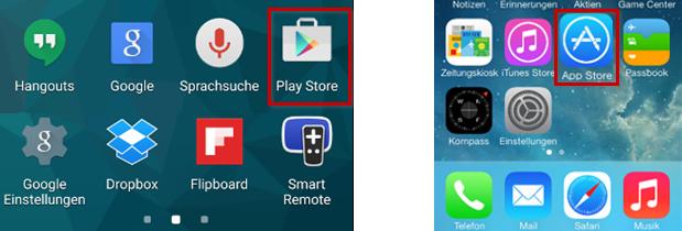 google play store app auf handy installieren