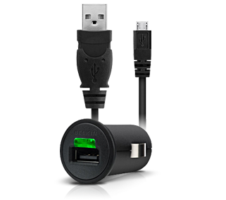 Belkin Universal Car MicroCharger