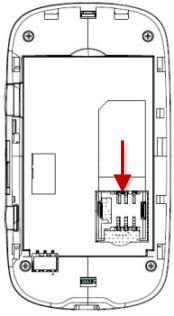 1 1 hilfe center sim karte und akku einlegen. Black Bedroom Furniture Sets. Home Design Ideas