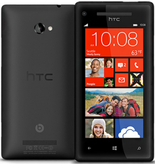 HTC 8X Windows Phone