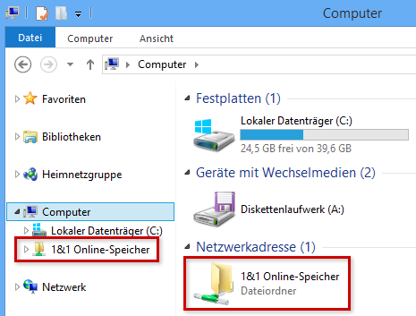 Windows 8: Windows Explorer